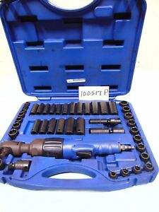 New Cornwell Tools 42 Piece 3 8 Drive Super Power Socket Set 3 8 Air Ratchet