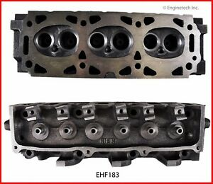 New Bare Cylinder Head Fits 1986 1999 Ford 3 0l V6 Vulcan Taurus Sable Probe