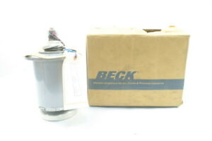 New Beck 20 2705 21 Valve Actuator Motor Assembly 3nm
