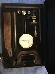 Central Tool Co Dial Test Indicator Set