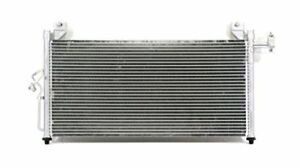 A C Condenser 3078 02 03 Mazda Protege Hatchback Without Turbo Factory