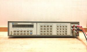 Hewlett Packard Agilent Hp 3457a Digital Multimeter Tested Very Accurate