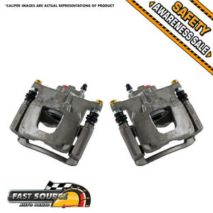 Rear Oe Brake Calipers Kit 2008 2009 2010 2011 Dodge Nitro Jeep Liberty Wrangler