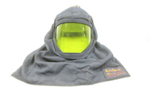 Steel Grip Ag40h a Arc Gear 40cal cm2 Arc Flash Hood W cooling System