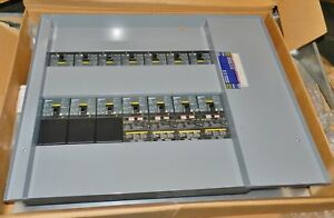 Square D Hcp I line Panelboard 400 Amp Breakers Included