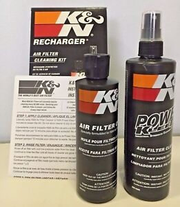 K N 99 5050 Air Filter Care Service Kit Squeeze Oil Cleaner 100 Original
