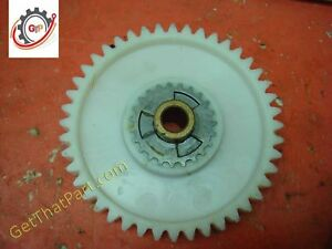 Sem 288 Microcut Shredder Oem 2nd Stage 44t Engage Second Drive Gear