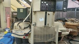 60kw Mep 006a Military Generator Diesel 2585 Hours W Load Bank And Chassis