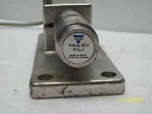 Vishay Blh Kis 2 1kn Load Cell With Weigh Module