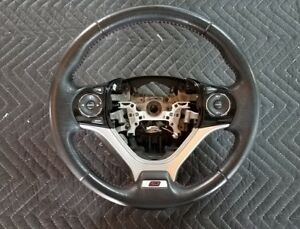 2012 15 Honda Civic Coupe Si Steering Wheel