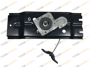 2005 10 Jeep Grand Cherokee Oem Spare Tire Hoist Wheel Carrier Winch Lift Cable