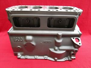Reconditioned Builder Engine Block Bored 0 040 Mga 1600 Austin Morris Elva Tvr