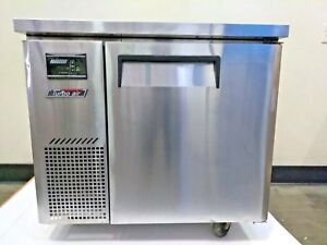 Turbo Air Juf 36 Commercial Undercounter Freezer Refrigerator Cooler
