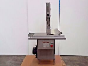 Biro 3334 Commercial Vertical Butcher Market Beef Meat Band Saw Slicer Parts
