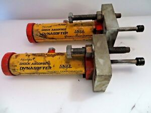 Lot Of 2 Shoku Pneumatic Air Cylinder