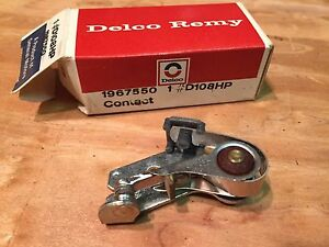 Nos Genuine Gm A C Delco Remy Ignition Points 1967550 D 108hp