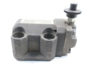 Parker R6vh20 Directional Control Hydraulic Valve