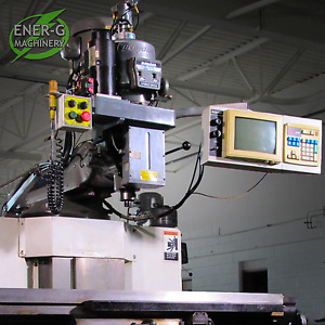 Bridgeport Eztrak Ii 3 axis Cnc Vertical Mill