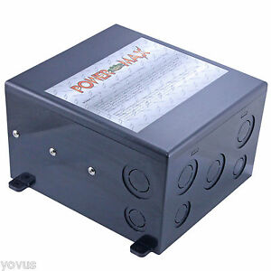 Powermax Pmts 50 Amp 120 240 Vac Rv Generator Automatic Transfer Switch