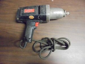 Sears Impact Wrench Model 31518300