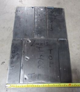 Y Axis Way Cover top Incomplete Parts From Kitamura Mycenter H400 see Pics