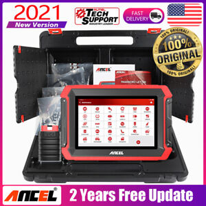 7100p Automative Obd2 Code Reader Diagnostic Scanner Abs Srs Bms Oil Reset Tool