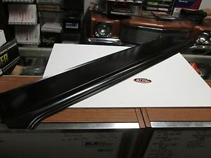 1971 1972 Cutlass Supreme Convertible Rear Deck Filler Trunk Panel