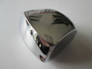67 68 69 70 71 72 Chevelle Monte Carlo New Chrome Steel Seat Adjustment Knob