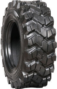 10 16 5 10x16 5 Camso Sks 753 10 ply Skid Steer Tires Pick Your Rim Color