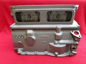 Clean Reconditioned Builder Engine Block Mga 1600 Morris Austin Elva Morris Tvr