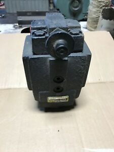 Parker Hydraulic Pressure Reducing Valve