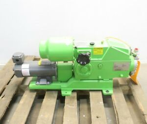 New Pulsafeeder 7120 s ae 7 4gph 300psi 90v dc Diaphragm Metering Pump