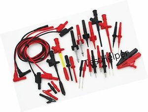 Testhelper Th 16 kit Whole Set Multimeter Test Lead Kits Set Essential Automo