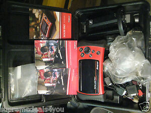 Snap On Tools Solus Pro 13 4 Diagnostic Scanner Domestic Asian