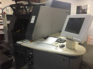 2002 Heidelberg Quickmaster Di Pro Offset Press