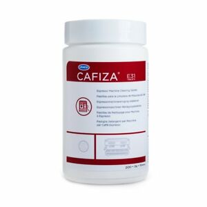 Urnex Cafiza Professional Espresso Machine Cleaning Tablets 200 Count