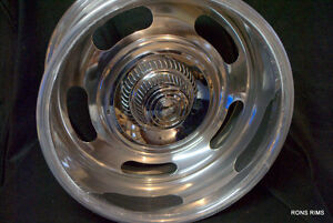 American Racing Rally Vn327 Sl 18x12 Slots Ford Mopar Chevy Gm 6 Lug Truck