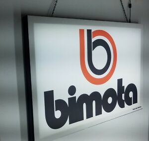 Bimota Sign led Light Box Sign 24x36x1 75 Inc