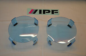 Ipf 900 Round Blue Driving Light Covers Brand New