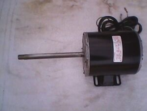 New Ao Smith 3 4 Hp Ac Electric Fan Motor 230 Volt 1080 Rpm La484211 1490