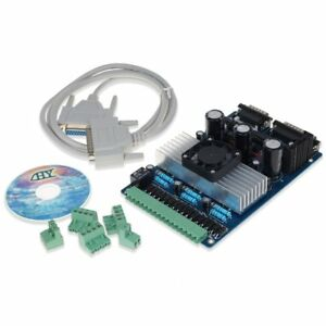 Ucontro Cnc 3 Axis Tb6560 3 5a Stepper Motor Driver Board Support 3 Axis