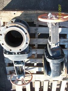 1 Crane 8 125 Flanged Gate Valve