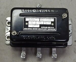 Leece neville Co Regulator Relay R0013439rc 3439rc 14 Volts 100 Amps New