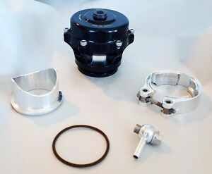 Tial 50mm Q Blow Off Valve Bov Kit 10 Psi Black new Ver 2