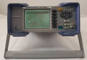Rohde Schwarz Nrp Power Meter With Option B1 Sensor Check