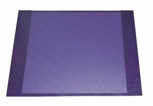 Aurora Gb Proformance Junior Executive Desk Pad 22 1 4 X 17 Inches Purple