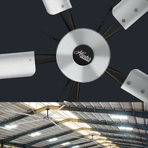 Hunter 24 Commercial Ceiling Fan 460v 3 Phase