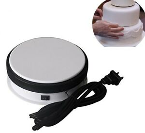 Motorized Turntable Display yuanj 360 Degree Electric Rotating Display For Bag