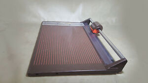 18 Manual Precision Rotary Paper Trimmer Myers Precision Paper Cutter B
