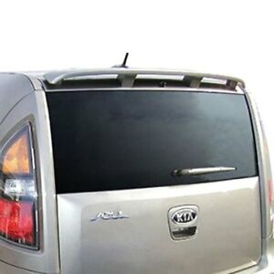 For Kia Soul 10 13 T5i Factory Style Rear Roofline Spoiler Unpainted